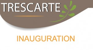 TRESCARTE inauguration
