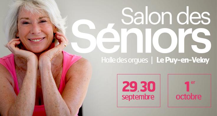 Salon des s niors 29 30 septembre 1er octobre 2017 for Salon des seniors 2017