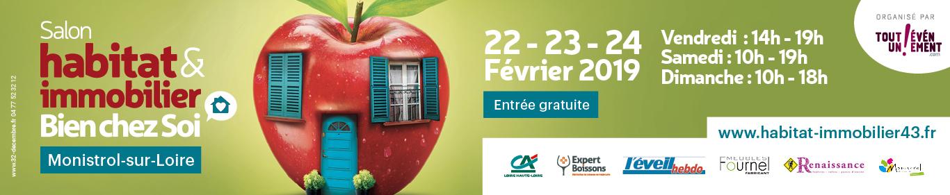 Salon Bien Chez Soi Monistrol-sur-Loire 2019