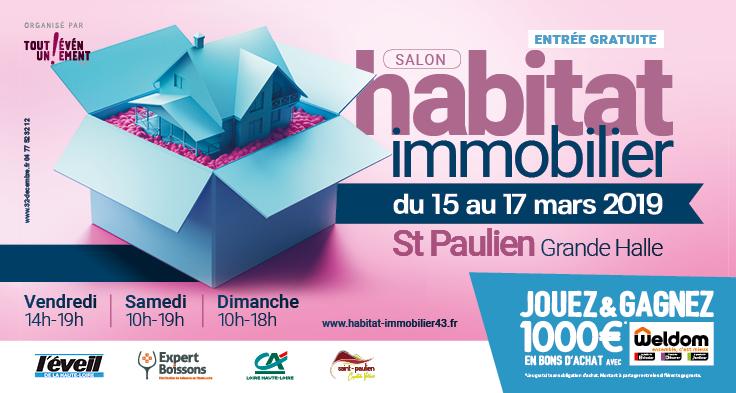 Salon de l'Habitat Saint-Paulien 2019