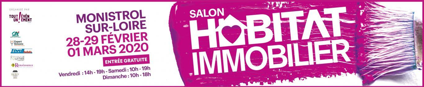 Salon de l'Habitat et de l'Immobilier Monistrol-sur-Loire 28, 29 février et 1 mars 2020