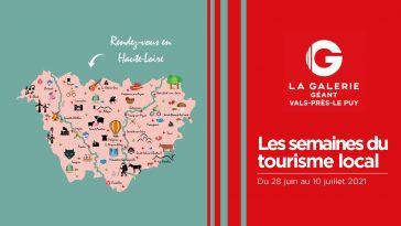 Les semaines du tourisme local